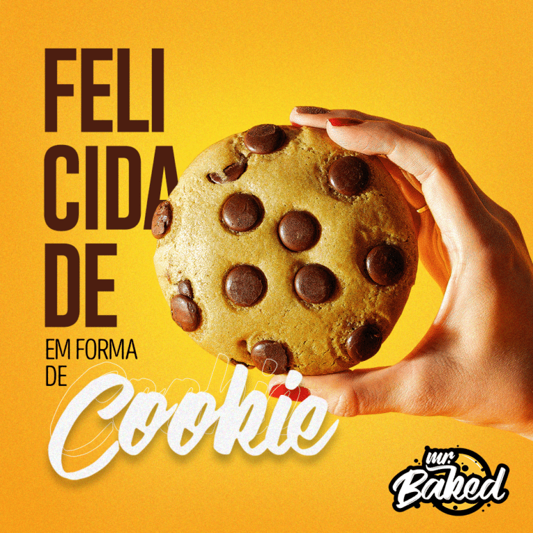 Criação Marketing Cookie Foto