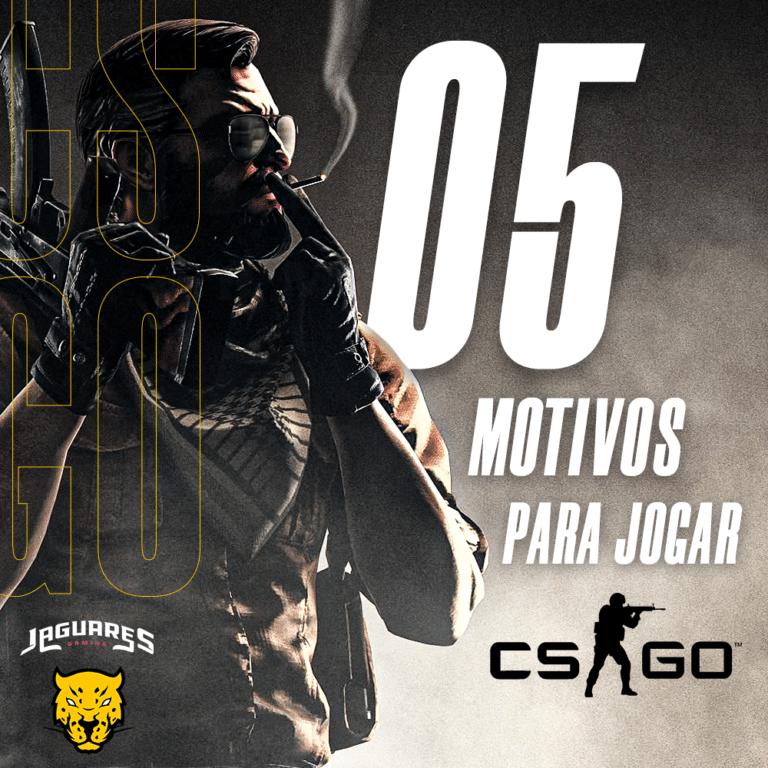 Arte MKT Cs Go Jaguares Esports